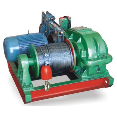Tời điện kéo cáp JK3 công suất 15Kw