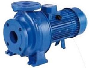 Máy bơm công nghiệp Ebara MD/A50-160 công suất 5.5kw/7.5Hp