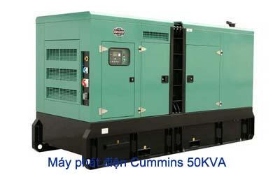 Máy phát điện Cummins 50KVA