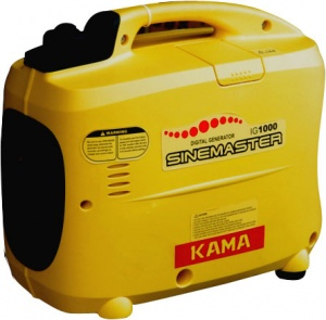 Máy phát điện Kama IG1000