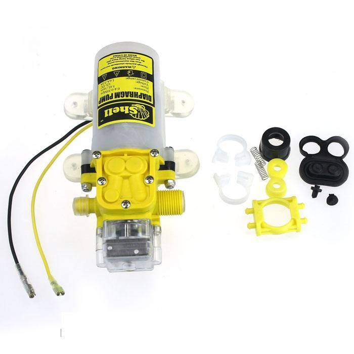 Bơm nước áp lực mini 12V