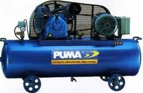 Máy nén khí áp lực cao Puma TK-150300- Đài Loan (15HP-3Fa -16Bar)