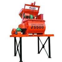 Trạm trộn bê tông JS500 dung tích 500 lít