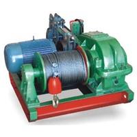 Tời điện kéo cáp JK5 công suất 15Kw