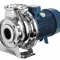 Máy bơm công nghiệp Ebara 3M/A 40-200 công suất 5.5kw/7.5Hp