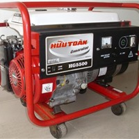 Máy phát điện Hữu Toàn – HG5500