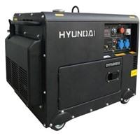 Máy phát điện Hyundai DHY 6000SE-3