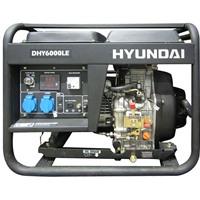 Máy phát điện Hyundai DHY 6000LE