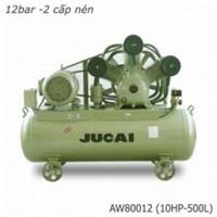Máy nén khí 2 cấp nén 10HP AW80012