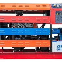 Máy Bơm Chữa Cháy Diesel ISUZU 50hp - 37 kw