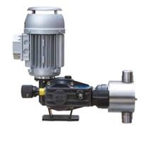 Bơm định lượng kiểu cơ khí dạng Piston hiệu OBL-Italia