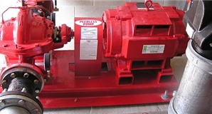 Các loại máy bơm cứu hỏa thông dụng hiện nay