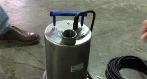 Tìm hiểu về máy bơm chìm nước thải mini cho gia đình